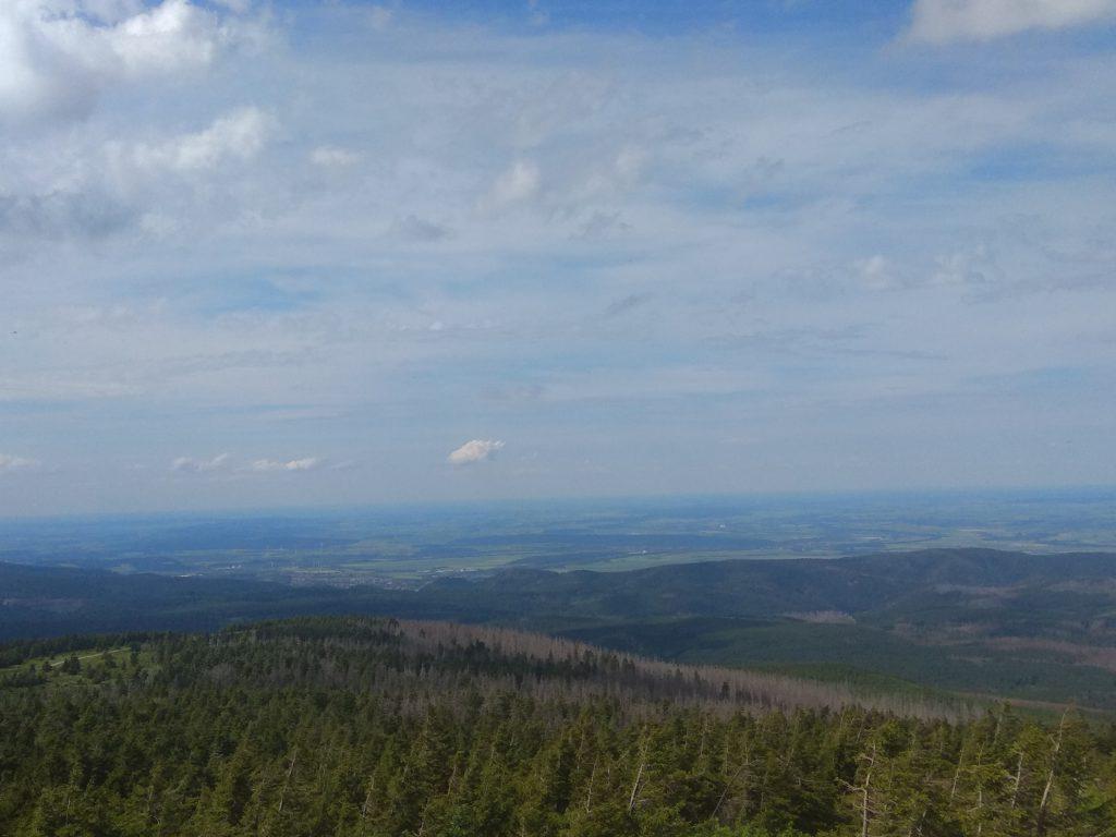 Самая высокая гора Северной Германии - Harz