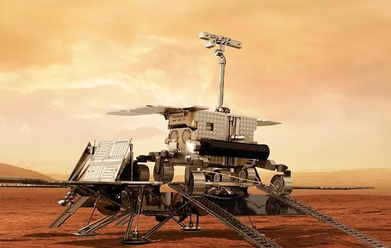 """Миссия """"ЭкзоМарс-2020"""" отложена на два года"""