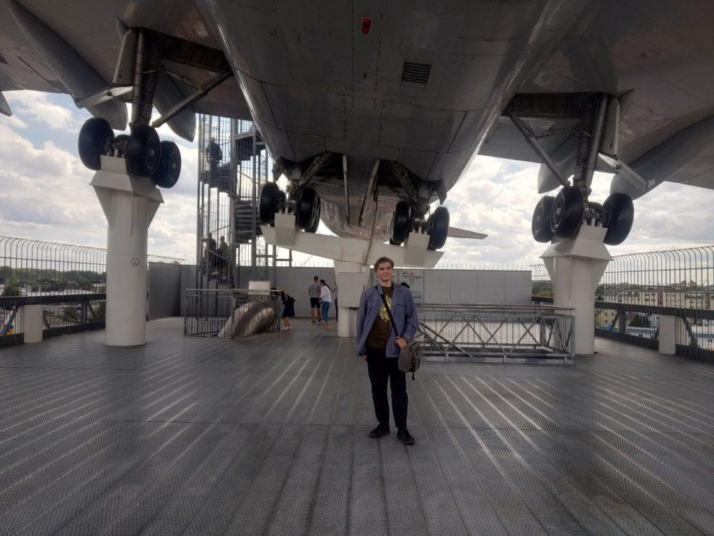 Моя поездка к Бурану (Музей техники в г. Шпайер)