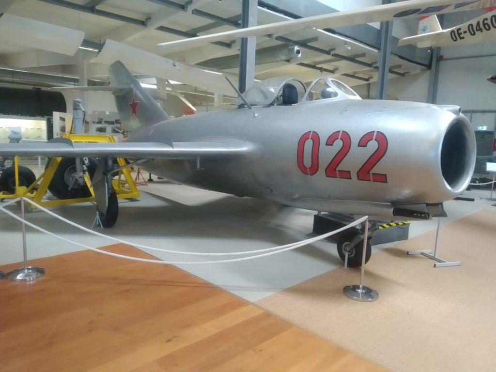 Моя поездка в Авиамузей Ганновера (Luftfahrtmuseum Laatzen-Hannover)